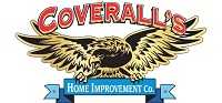 Website for Coverall's Total Home Improvement Co.