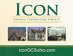 Website for Icon General Contracting Services, LLC