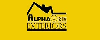 Website for AlphaOne Exteriors, LLC
