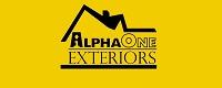 Website for AlphaOne Exteriors, LLC