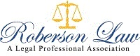 Website for Roberson Law