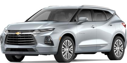 2019 Chevrolet Blazer - Premier