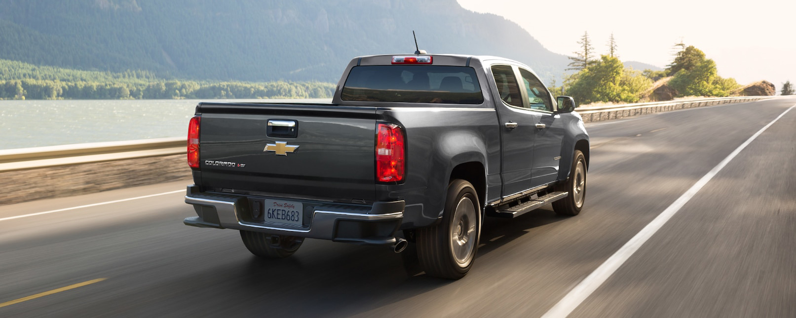 2019 Chevrolet Colorado Design