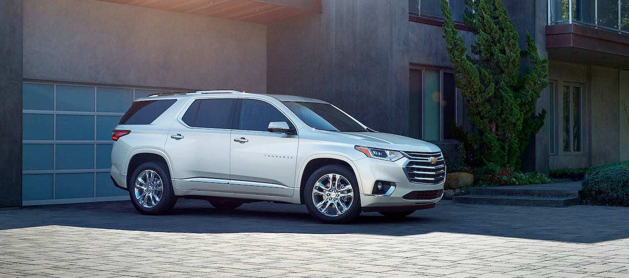 2019 Chevrolet Traverse Design