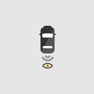2019 Chevrolet Traverse Safety - Standard Rear Vision Camera