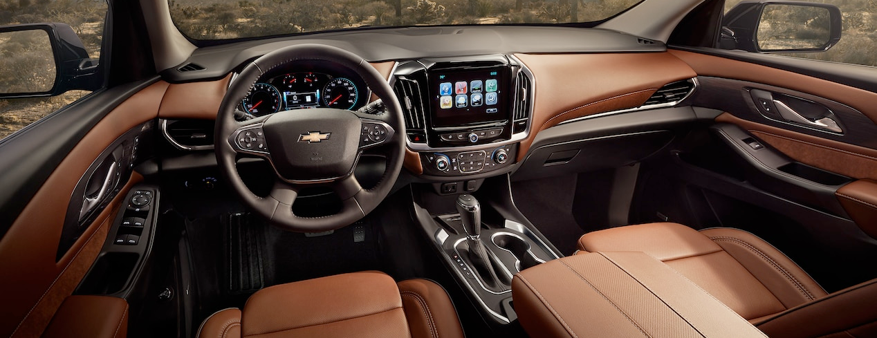 2019 Chevrolet Traverse Technology