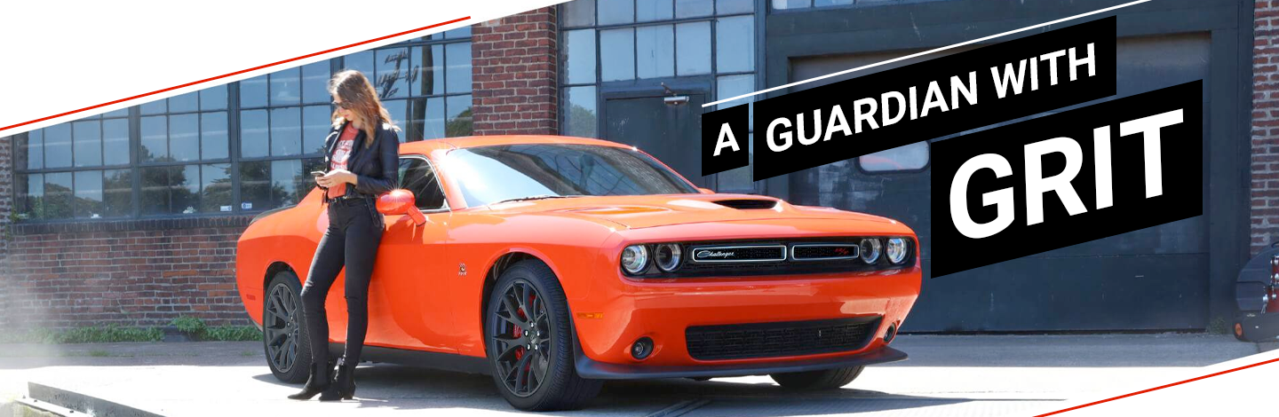2019 Dodge Challenger - Safety