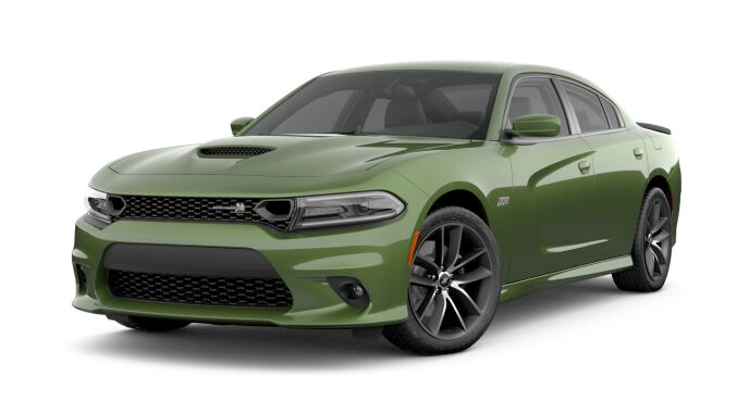 2019 Dodge Charger - R/T Scat Pack