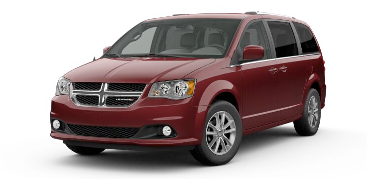 2019 Dodge Grand Caravan - SXT