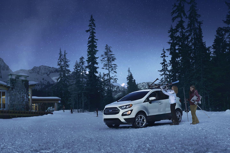 2020 Ford EcoSport AWD