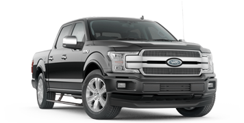 2020 Ford F-150 - Platinum