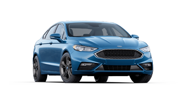 2020 Ford Fusion V6 Sport