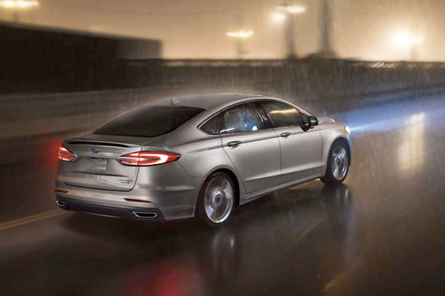 2020 Ford Fusion - Performance