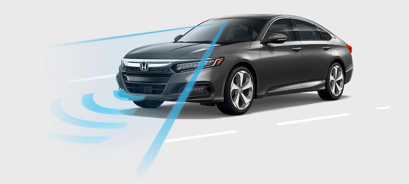 2019 Honda Accord - Safety