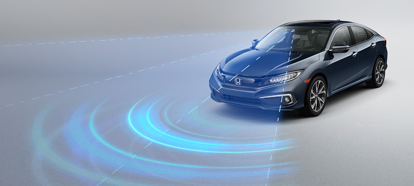 2019 Honda Civic - Safety