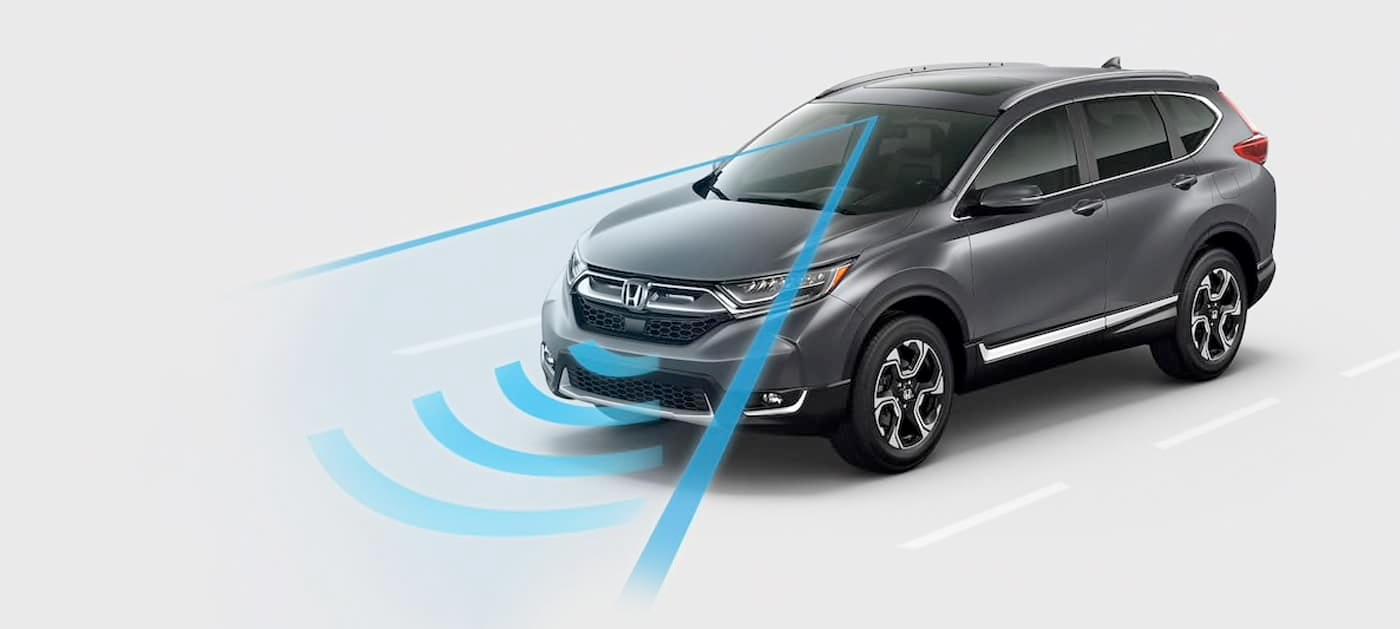 2019 Honda CR-V - Safety