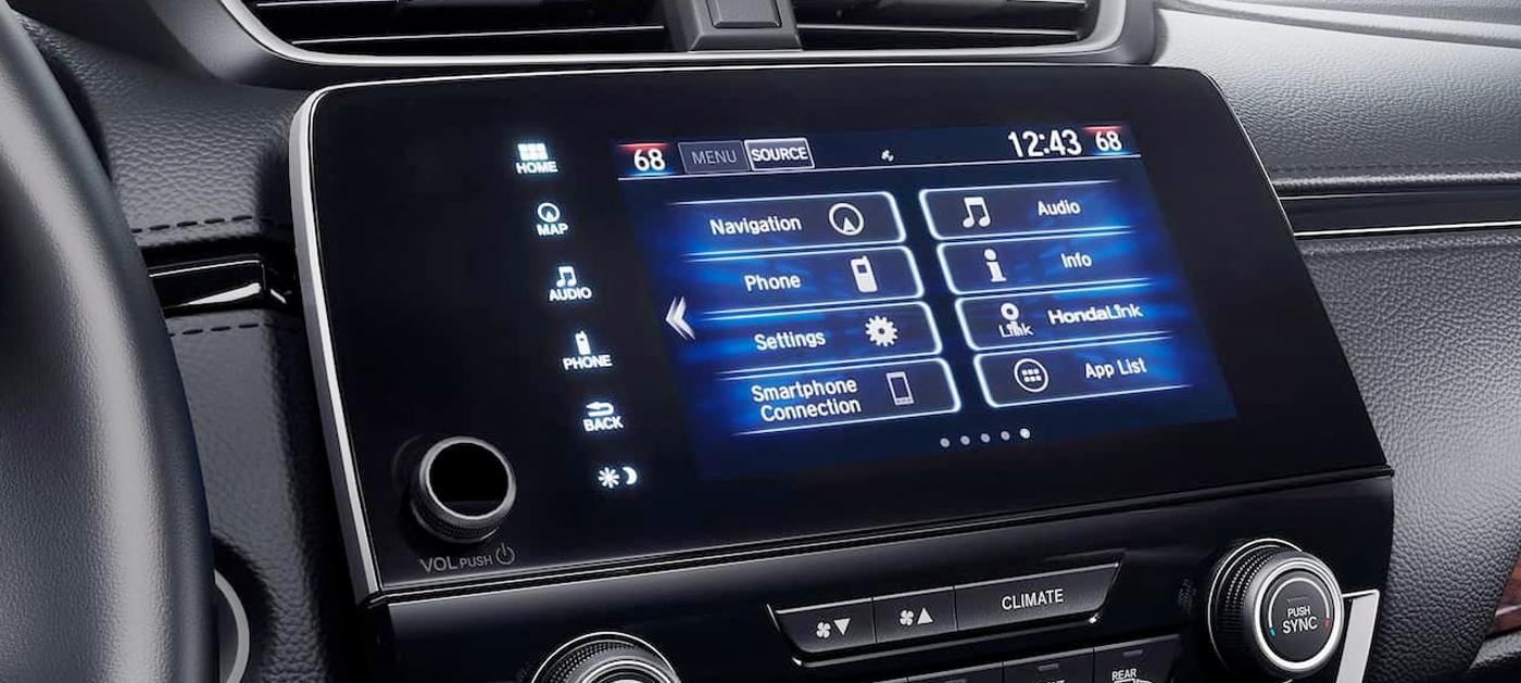 2019 Honda CR-V - Technology