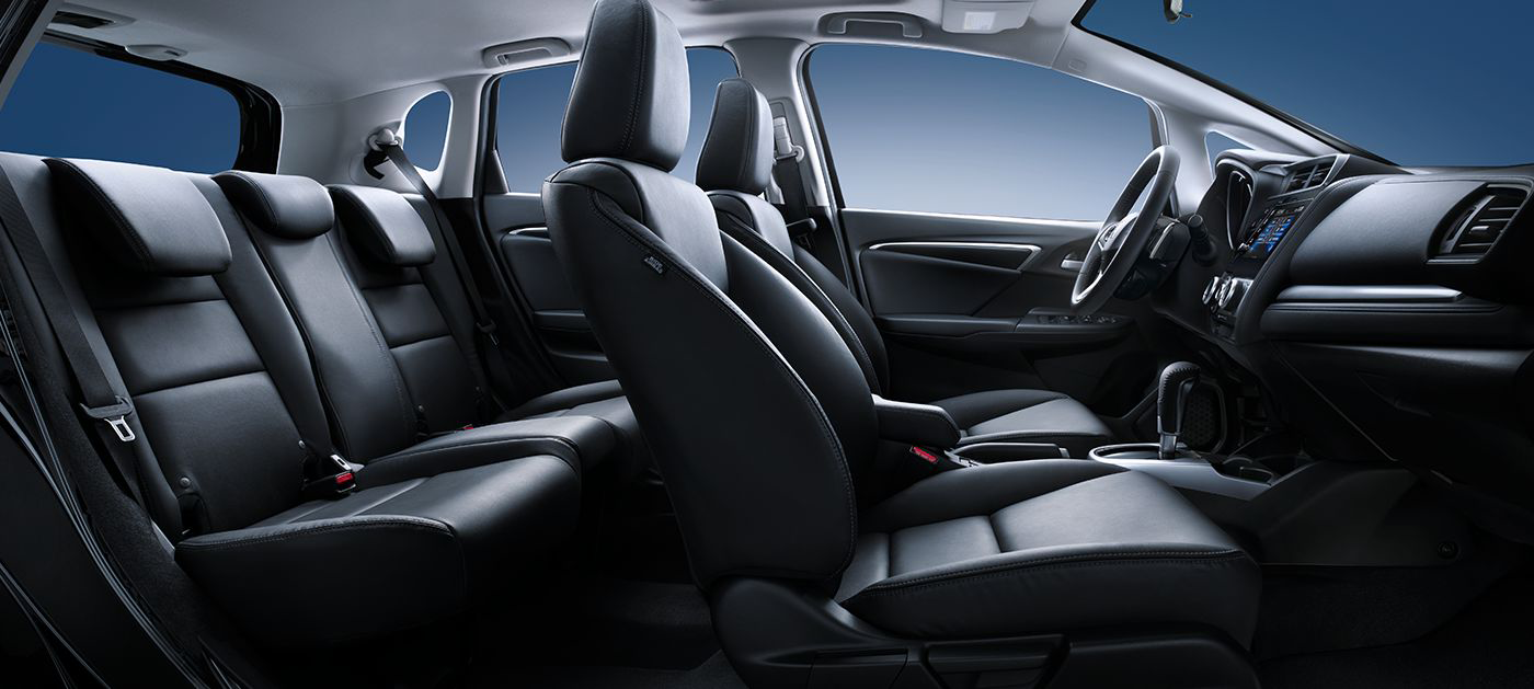 2020 Honda Fit - Interior