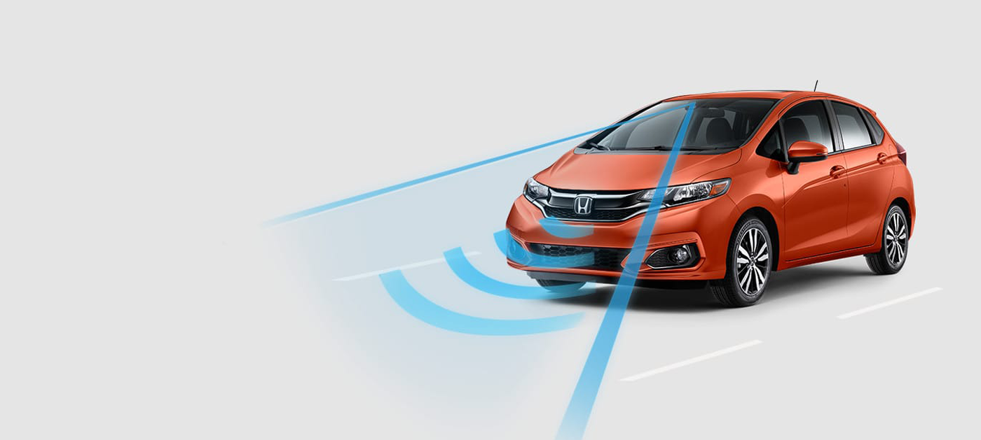 2020 Honda Fit - Safety