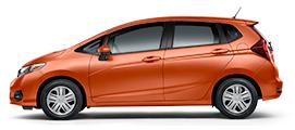 2019 Honda Fit - LX