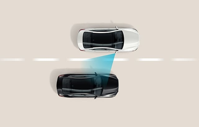 Hyundai Smart Sense - Blind Spot Collision Warning