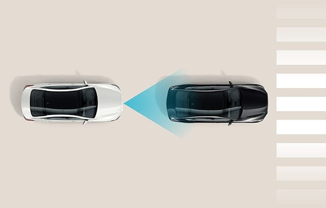 Hyundai Smart Sense - Forward Collision Avoidance Assist