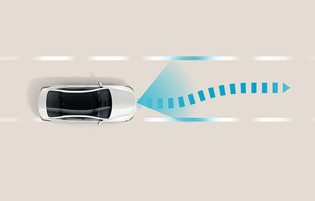 Hyundai Smart Sense - Lane Keeping Assist