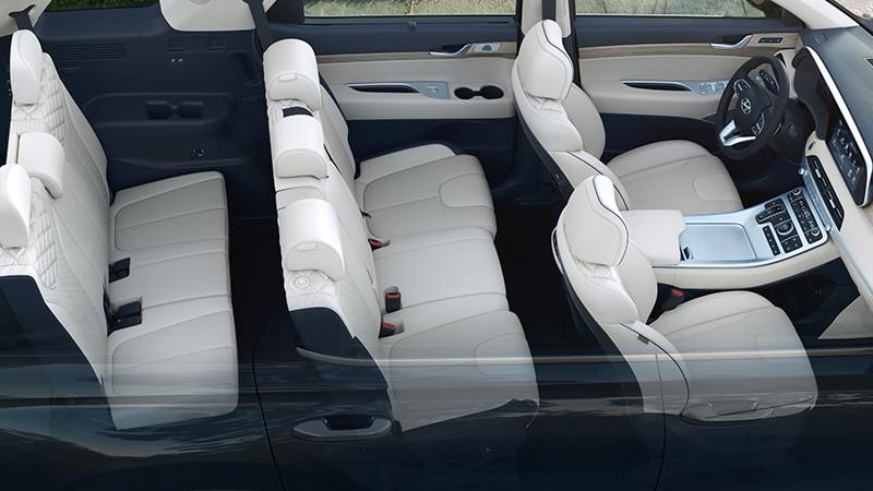 2020 Hyundai Palisade - Design