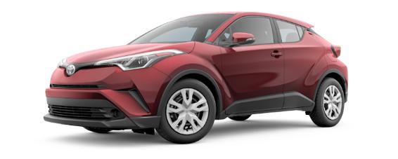 2019 Toyota C-HR - LE