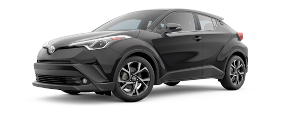 2019 Toyota C-HR - LIMITED
