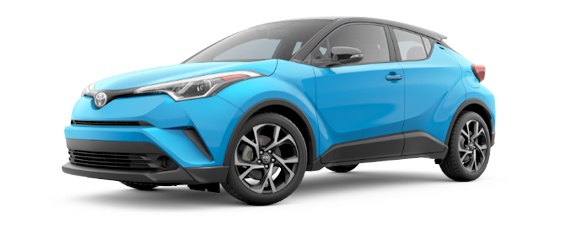 2019 Toyota C-HR - XLE