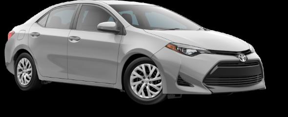 2019 Toyota Corolla - LE
