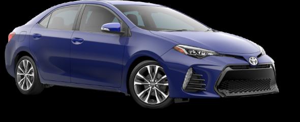 2019 Toyota Corolla - SE