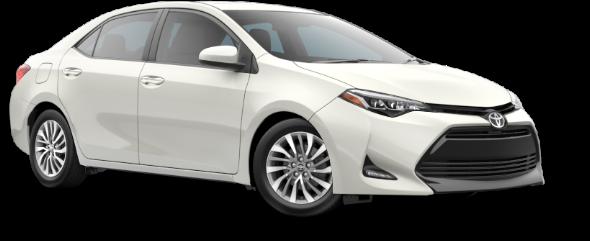 2019 Toyota Corolla - XLE