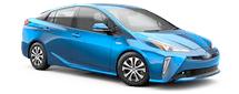 2019 Toyota Prius - XLE AWD-e