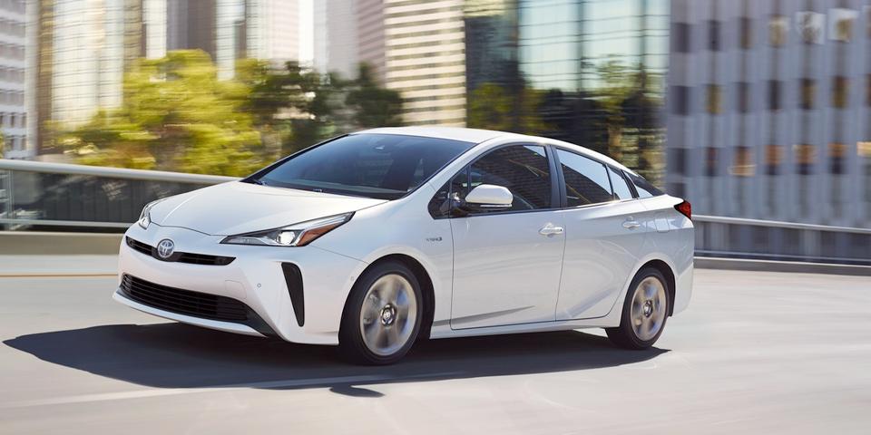 2019 Toyota Prius - Exterior