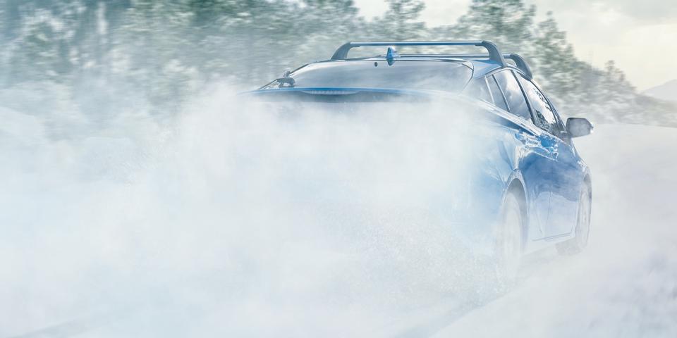 2019 Toyota Prius - Power
