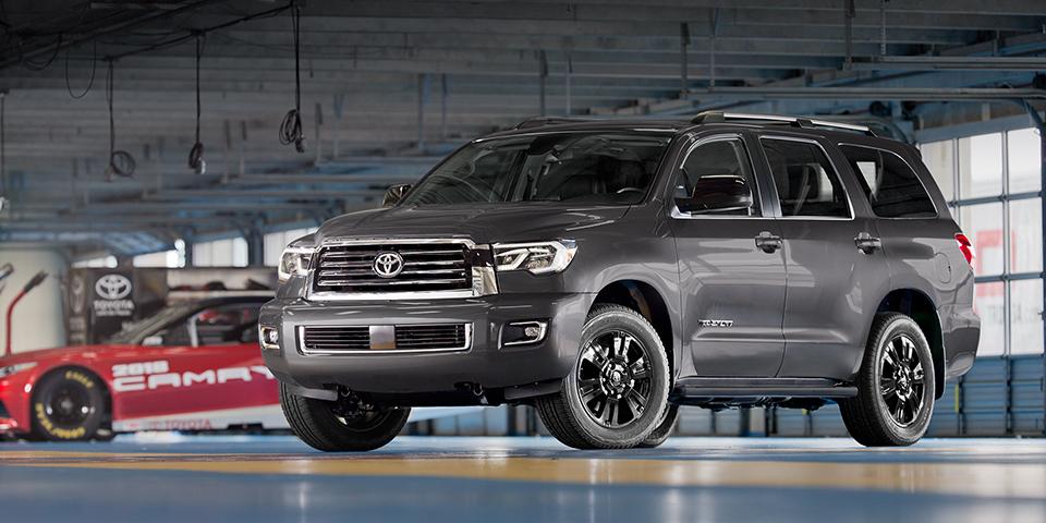 2019 Toyota Sequoia - Exterior