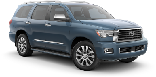 2020 Toyota Sequoia - Limited