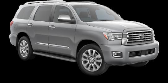 2020 Toyota Sequoia - Platinum