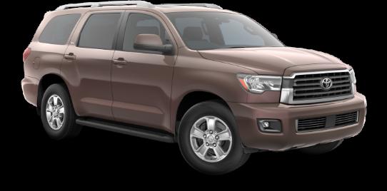2020 Toyota Sequoia - SR5