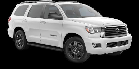 2019 Toyota Sequoia - TRD Sport
