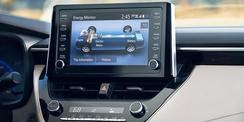 2020 Toyota Corolla - Tech