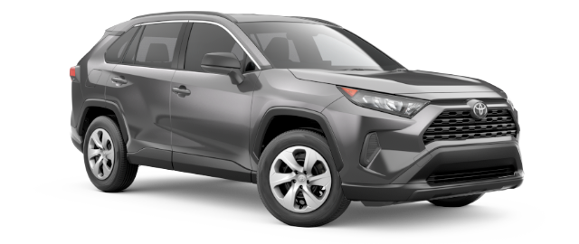 Toyota RAV4 Lease Special