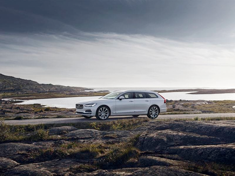 2019 Volvo V90 Cross Country - Safety