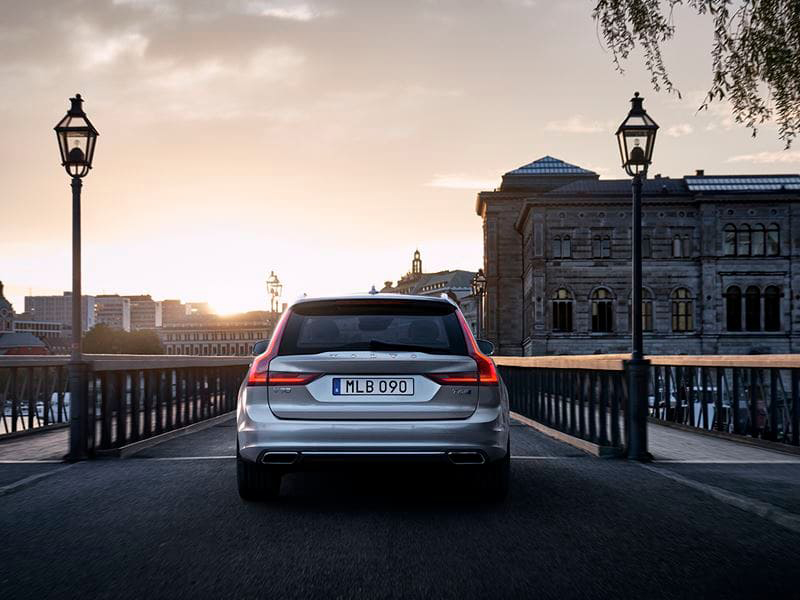 2019 Volvo V90 Safety