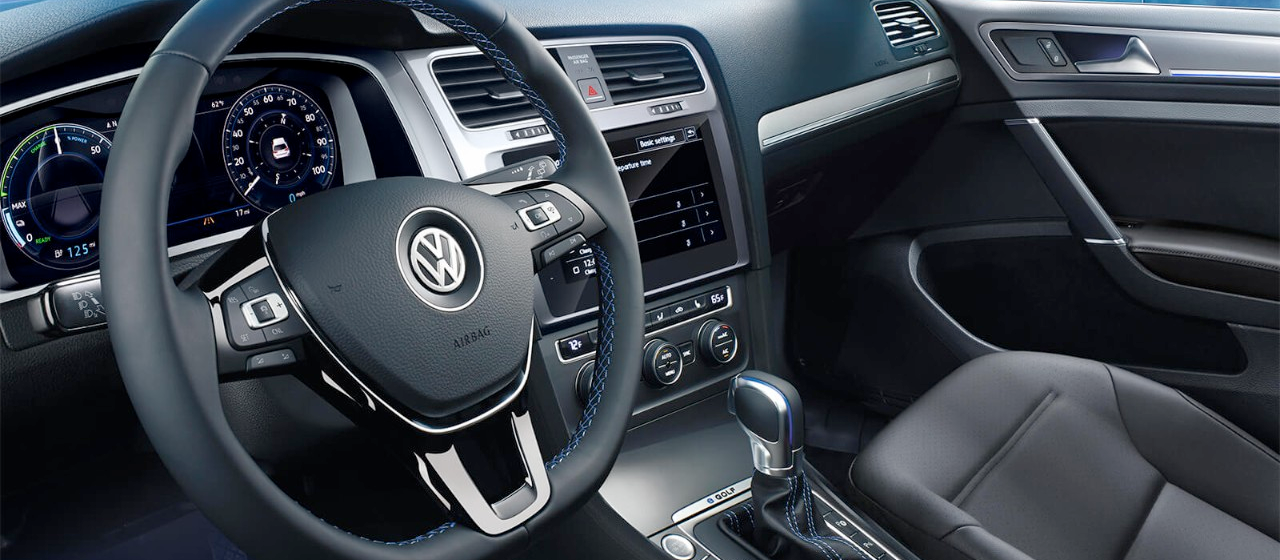 2019 VW e-Golf - Design