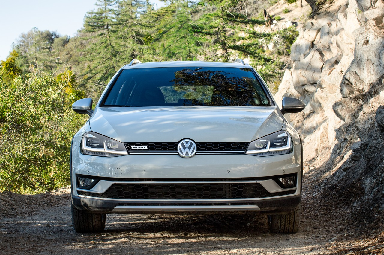 2019 VW Golf Alltrack - Design