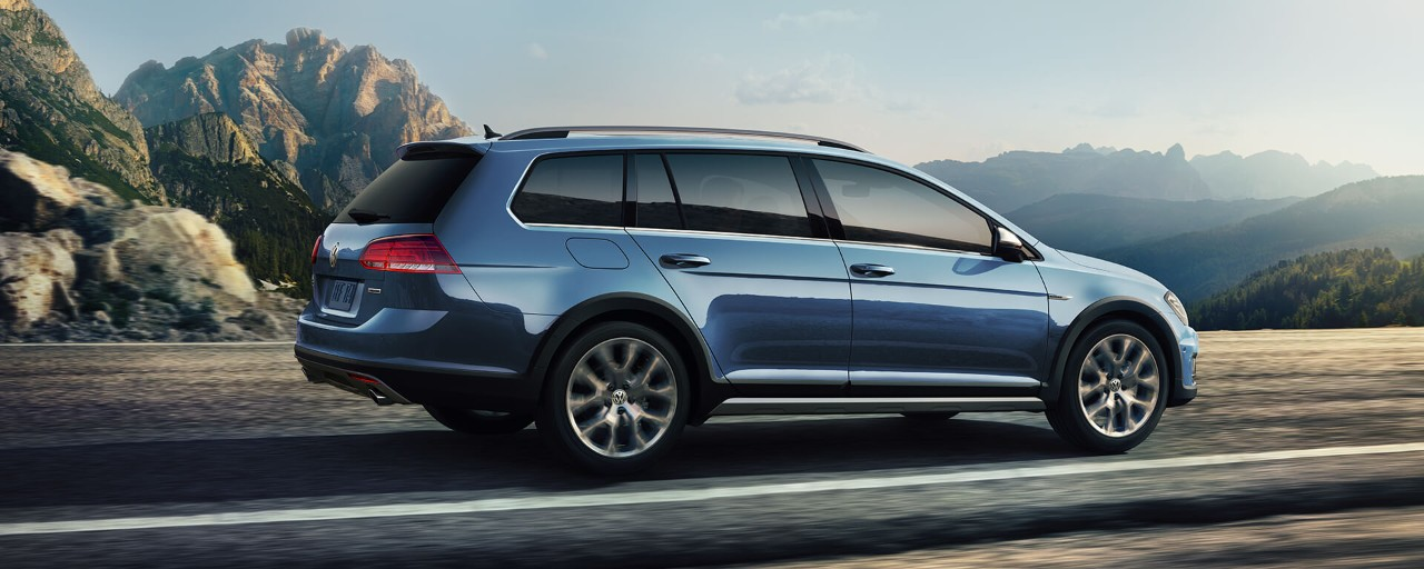 2019 VW Golf Alltrack - Safety