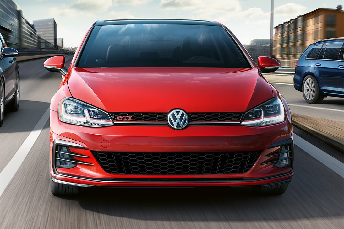 2019 VW Golf GTI - Design